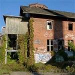 Graffiti Berlin marode