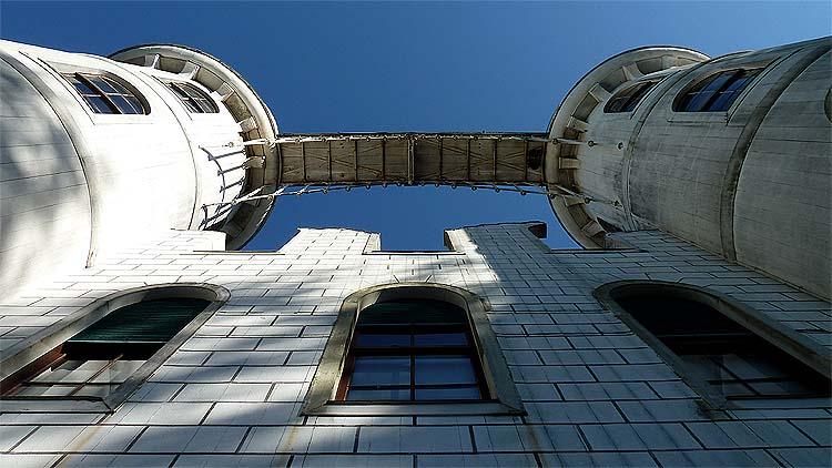 Hafel Insel Berlin
