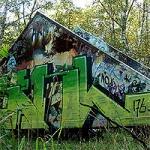 berlin graffiti park