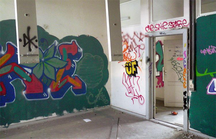 Marodes Berlin