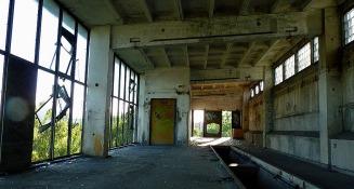 Maroder Industriebau