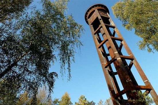 Berlin Wasserturm Park