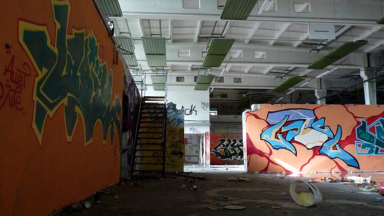 Streetart Halle Berlin