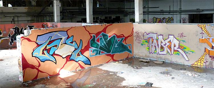 Streetart Urbex Berlin