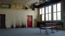 leerstehende Halle Berlin