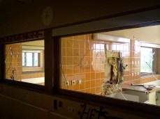 marodes Krankenhaus