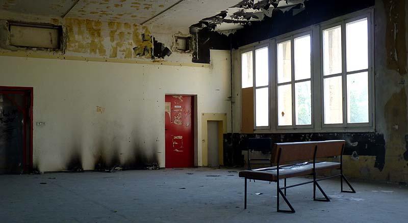 Berlin Verlassene Gebäude