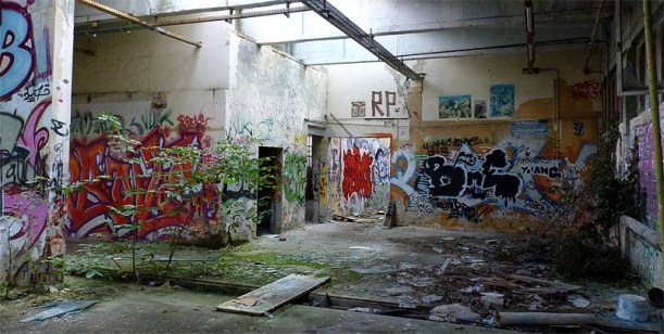 Vergessene Orte Berlin